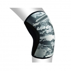 Camo Neoprene Elbow Sessions